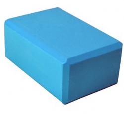 Foam Yoga Block: Light Blue