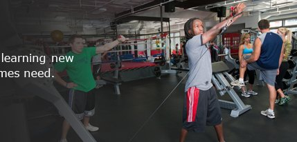 Fitness Studio in Louisville, CO