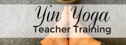 Weekday Yin Yoga Teacher Training