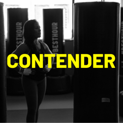 CONTENDER - $89/Month (4 Classes, 1on1, Enrollment)