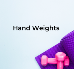 2 lb. Hand Weights