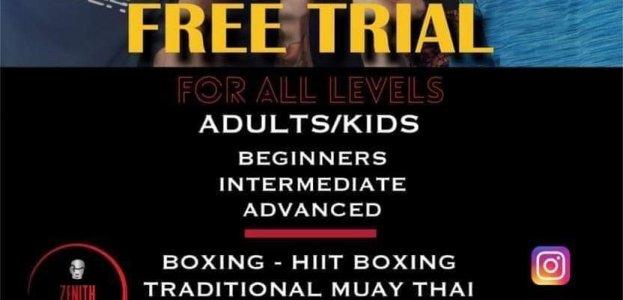 MMA Gym in San Marcos, CA