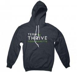 Blue Team Thrive Hoodie