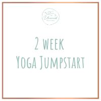 2 Week Yoga Jumpstart