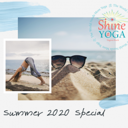 Summer 2020 Monthly Special