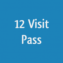 12 visit pass - Halo-IR booth - PRIVATE session