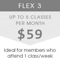 Flex 3 - 5 Classes/Mo