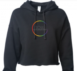 LIMITED EDITION Pride Cropped Sweatshirt (SAS5)