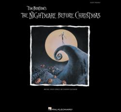 Nightmare before Christmas- Easy Piano