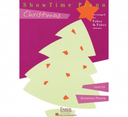 Showtime Piano - Christmas - Lvl. 2A