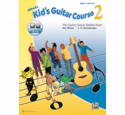 Kid's Guitar - Course 2