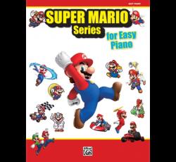 Super Mario - Easy Piano