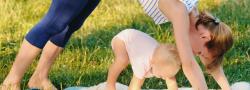 Postpartum & Baby Yoga Pod