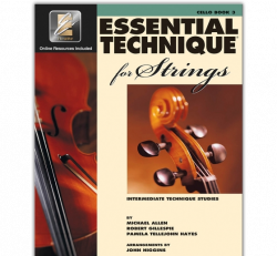 Essential Technique- Cello 3