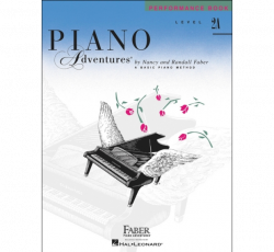 Piano Adventures - Performance Lvl. 2A
