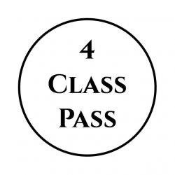 4 Class Pass