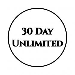 30 Day Unlimited Class Pass