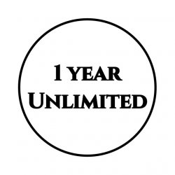 12 Months of Movement (unlimited for a year!)