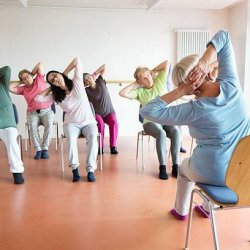 SitFit Chair Yoga: Drop-in Class Rate