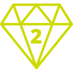 Diamond Level 2 Membership - Monthly