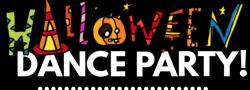OUTDOOR HALLOWEEN DANCE PARTY!
