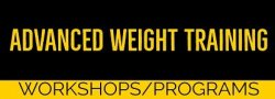 Advanced Weight Training - Feb-Apr 2020