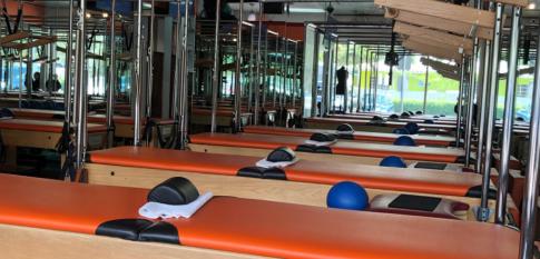 Sanctuary 7 Pilates