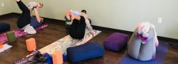 Preview Class-We Bond!  Baby & Me Yoga