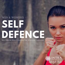 10-Session Men & Women's Self Defense Pack