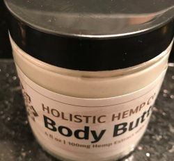 Holistic Body Butter