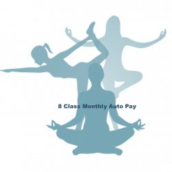 8 Class Monthly Auto Pay