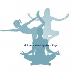 4 Class Monthly Auto Pay