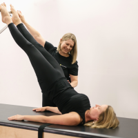 Pilates 1-on-1 Lesson - 30 minutes