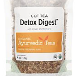 CCF Tea Detox Digest with Ginger and Turmeric