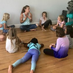 Mindful Kids Camp August 5-9