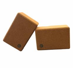 Lightly Used Manduka Cork Block (NA)
