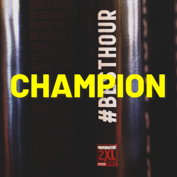 CHAMPION - $145/Month (20 Classes, Gloves, 1on1, Enrollment)