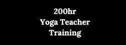 200hr Yoga Teacher Training 2020