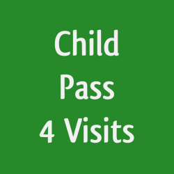 4 visit - Child pass - Halo-IR booth - PRIVATE session