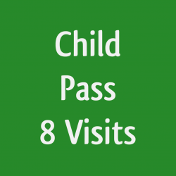 8 visit - Child pass - Halo-IR booth - PRIVATE session