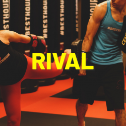 RIVAL - $149/Month (12 Classes, 1on1, Enrollment)
