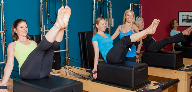 Pilates Studio in West Hartford, CT