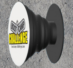 Boot Camp Challenge® PopSocket - Collapsible Grip & Stand for Phones and Tablets