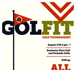 GolFit Entry for One