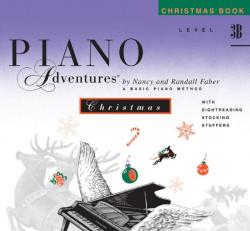 Level 3B Christmas Book - Piano Adventures