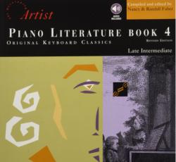 Piano Literature - Book 4