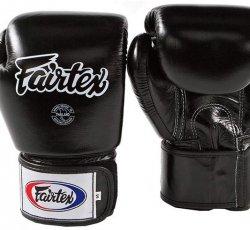Fairtek Leather Gloves (16oz)