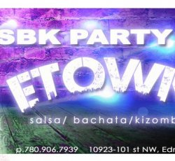 SBK PARTY @ ETOWN AUG 3
