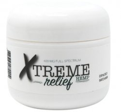 400 MG Xtreme Relief Cream