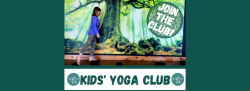 Kids' Yoga Club (8 - 14yrs)